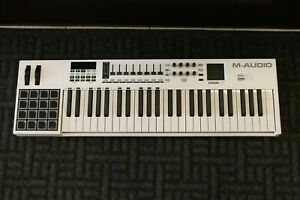 M-AUDIO CODE 49 USB MIDI CONTROLLER