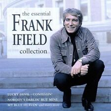 Frank Ifield - The Essential Collection Cd Brand New & Factory Sealed