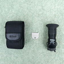 Nikon DR-5 Right-angle viewfinder with case