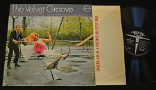 Howard Roberts The Velvet Groove VERVE MONO 8662