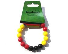 Armband/Kugelarmband DEUTSCHLAND * NEU + OVP * Fanartikel