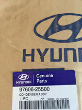 97606-25500 CONDENSER ASSY WITH DRYER HYUNDAI ACCENT 2000 2003 2004 2005
