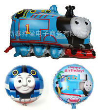 Thomas the Tank Engine Latex Foil Balloon Kid Birthday Gift Boy Party Bag Favor