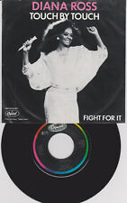 """7"""" DIANA ROSS  Touch By Touch/Fight For It GERMANY Capitol Records – 006-20.03"""