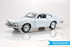 1974 Ford Maverick 1:24 scale American Classic premium die-cast model car