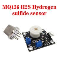 MQ136 DC 5V H2S Hydrogen Sulfide Gas Sensor Module Qualitative Detection