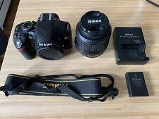 Nikon D3200 24.2MP Digital SLR Camera - Black Kit w/  DX 18-55mm - FREE SHIPPING