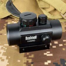 Lunette de Visée Point Rouge Red Dot BUSHNELL 1x30RD Fusil Carabine Chasse