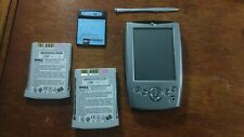 Dell Axim X5 Pda Pocket Pc with Wireless Card Complete Tested Working Free Ship