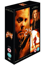 24 Twenty Four COMPLETE TV SERIES 5 DVD ALL Episodes from 5th Season US Thriller