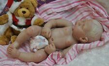 Sweet little Mia Reborn Doll was Nod by Donna RuBert