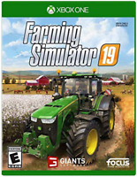 Farming Simulator 19 Xbox One Tend To Your Livestock Reproduced Farming Vehicles