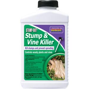 Bonide  Stump-Out  Stump & Vine Killer  8 oz.