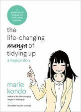 THE LIFE-CHANGING MANGA OF TIDYING UP - KONDO, MARIE - NEW PAPERBACK BOOK