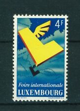 Luxembourg 1954 Luxembourg Fair full set of stamps. Mint. Sg 579.