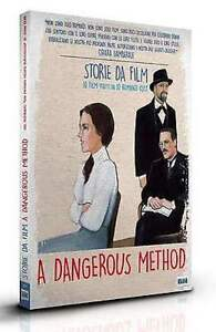 Dvd A Dangerous Method - (2011) (Limited Storie Da Film Cover Nine Antico) NUOVO