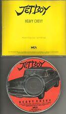 JETBOY Hanoi Rocks member HEAVY CHEVY Great Chevy PIC DISC PROMO DJ CD Single