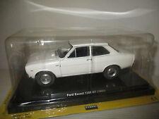 FORD ESCORT 1300 GT 1969 QUATTRORUOTE COLLECTION SCALA 1:24 FABBRI