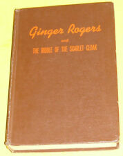 Ginger Rogers and The Riddle of the Scarlet Cloak 1942 Edition! Nice See!