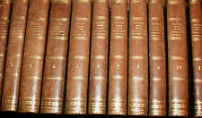 Médecine Chirurgie Boyer Traité des maladies chirurgicales 11 volumes reliure