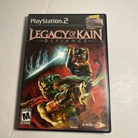 Legacy of Kain: Defiance Sony PlayStation 2 PS2 Video Game Free Shipping