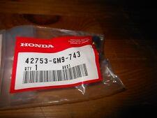 NOS OEM Honda CHF50 FSC600 Hold Rim Valve Qty.1 # 42753-GM9-743