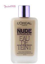 LOREAL L'OREAL Nude Magique Eau De Teint Foundation 120 PURE IVORY