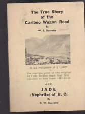 True Story of Cariboo Wagon Road & Jade of British Columbia Booklet