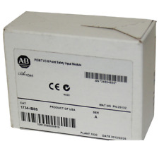 New Factory Sealed AB 1734-IB8S SER A 8 Channel Sfty Sinking Input Module