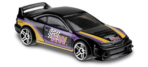 5 - 2019 Hot Wheels HW Speed Graphics 2001 Acura Integra GS-R JDM Front End DC2