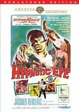 The Hypnotic Eye DVD Jacques Bergerac Merry Anders