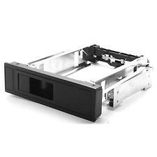 """5.25"""" Tray-Less SATA II/III Hot-Swap Hard for 3.5""""HDD Hard Disk SATAIII"""