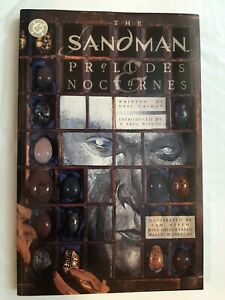 The Sandman: Preludes & Nocturnes, 1991 DC TP, (Sandman #1 - #8)