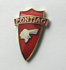 PONTIAC INDIAN EMBLEM LOGO AUTO CAR LAPEL PIN BADGE 3/4 INCH