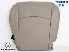 2013-2017 Ram Laramie -Passenger Side Bottom PERFORATED Leather Seat Cover Tan