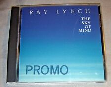 RAY LYNCH The Sky of Mind CD promo album RARE 1st Music West USA ed.1986 NM/EX+
