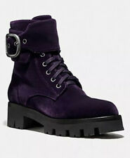 Coach Lucy Lace Up Bootie
