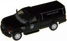 HO 1/87 River Point Station # 538-5097.70 F-350 XL SRW Reg. Cab - Crime Scene