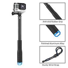 Tripod Selfie Stick Monopod Waterproof  Pole Handheld for Gopro Hero  4 3+ SJ400