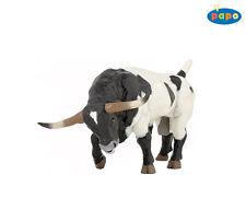 Papo 54007 TEXAS Toro14 cm animales de granja