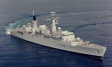 ROYAL NAVY TYPE 22 FRIGATE HMS BRILLIANT