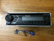 Pioneer DEH-S1100UB Single 1 DIN CD MP3 Player
