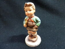 "Goebel HUMMEL Figurine ""Trumpet Boy"" #97 -  4 1/2"" - good condition"