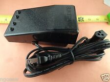 Singer 3 Prong Power Cord Foot Pedal Control Sewing Machine #362095-001 #979314