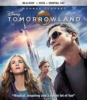 Tomorrowland [New Blu-ray] With DVD, Widescreen, 2 Pack, Ac-3/Dolby Digital, D