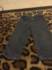 Rocawear Baby Toddler Boy's Black Denim Jeans Pants Sz 2T Clothes