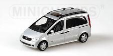 Mercedes Benz Vaneo Silver 400031201 1/43 Minichamps