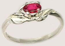 "Antique 19thC Spinel England's Black Prince ""Ruby"" British Crown Jewels Gem Ring"