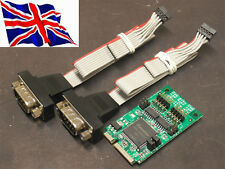 Mini PCIe 2S RS422 / RS485 Card  16C1050