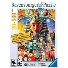 Video Game PC Ravensburger Puzzle over 1000 puzzles 20-500 pieces NEW SEALED BOX